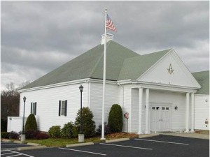 Masonic Lodges In Westwood Dedham MA