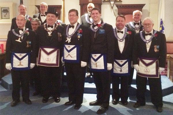 Celestial Lodge Members